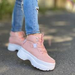CHUNKY2 BOOTS  ROSA